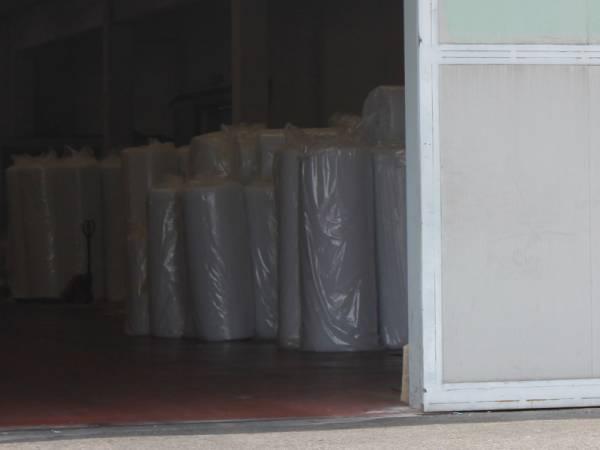 entrata magazzino di stoccaggio per filtri impianti di condizionamento