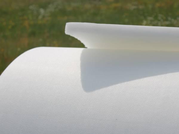 filtro con spessore minimo per cabine di verniciatura