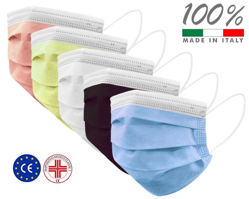 Colori Misti - 100 pz per colore