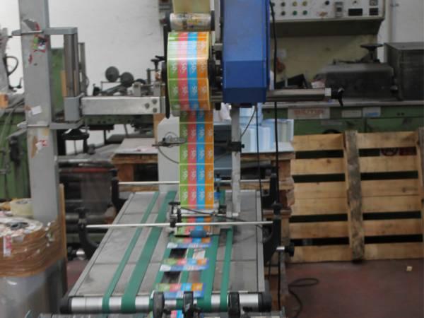 stampa etichette anagrafiche per etichettatura su busta