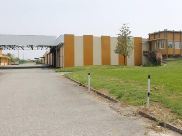 struttura azienda Ecopak, vendita filtri impianti aria